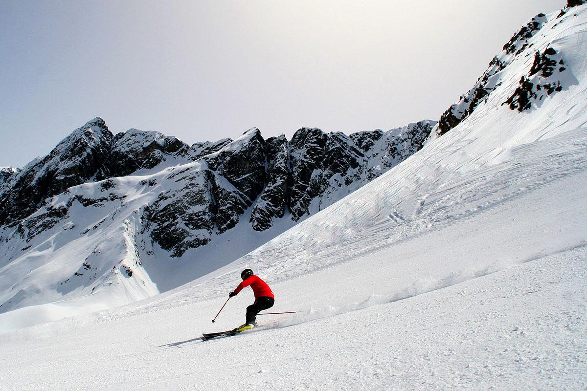 Skifahren/Snowboarden